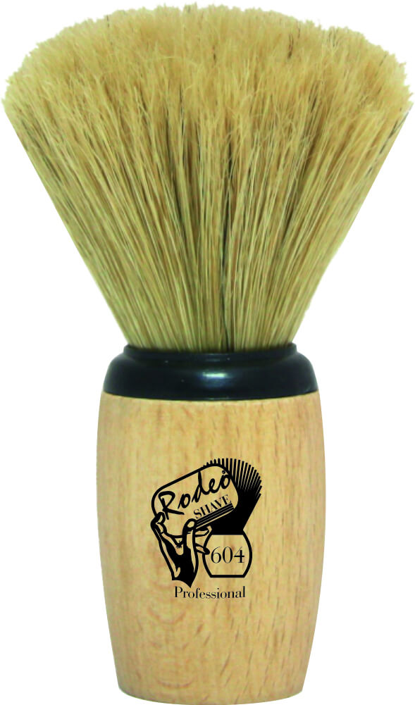 Pincel de Barbear Rodeo Shave 604